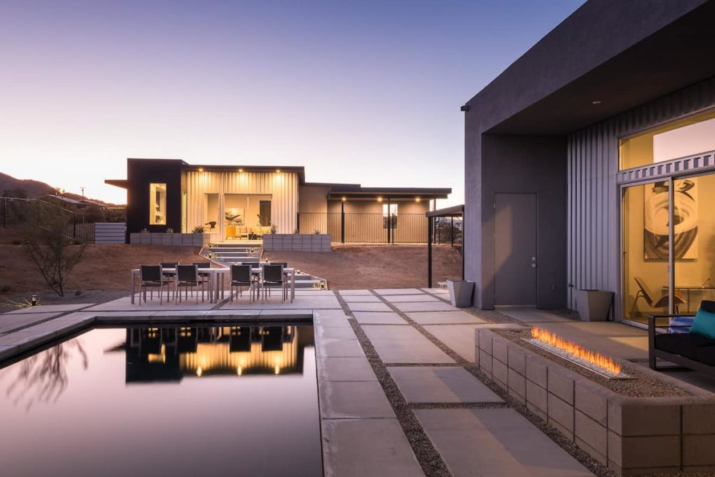 Luxury Desert-joshua-tree-california-airbnb-hotel-places-to-stay-where-to-stay-rental-house